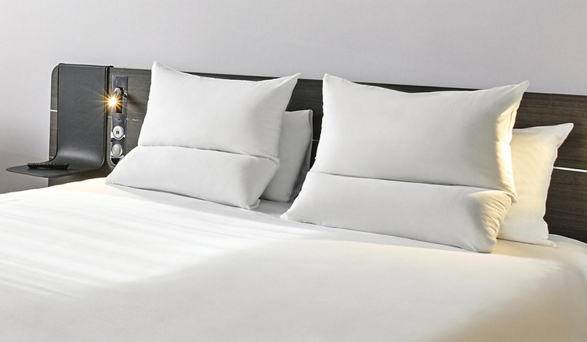 smart pillow novotelstore. Black Bedroom Furniture Sets. Home Design Ideas
